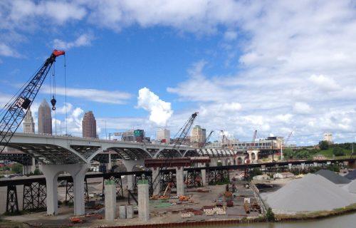 Innerbelt Bridge- Cleveland, OH